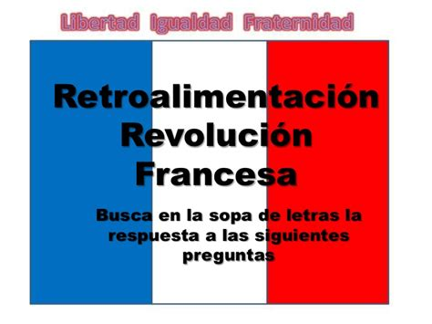 preguntas revolucion francesa ejercicio revolucion francesa