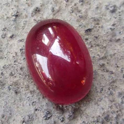 Batu Merah Siem Merah Siam menelisik kedahsyatan batu akik merah siam