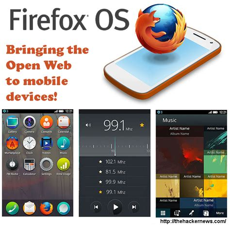 mobile firefox os firefox os for smartphones mozilla s firefox os