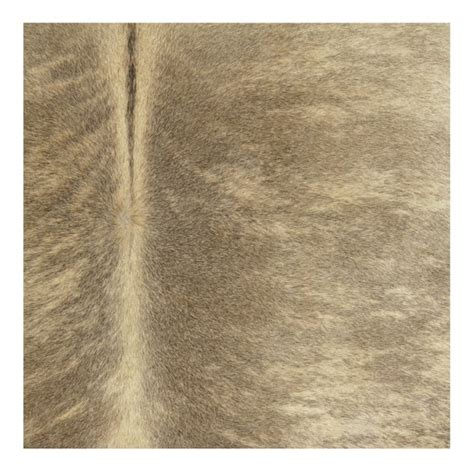 Rug Hair by Solid Hair On Hide Rug Brindle Beige Williams Sonoma