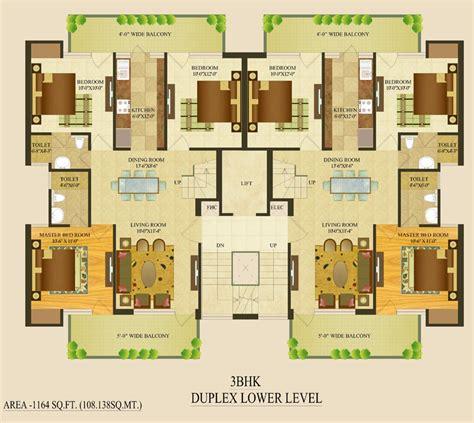 3 bhk duplex house plan tdi tuscan city tuscan city kundli tuscan city independent