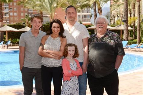 benidorm swinging 50 and fabulous scots actress julie graham says her new