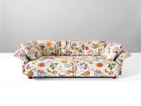josef frank liljevalchs sofa in original j frank fabric