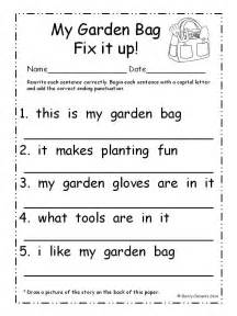 Fix Essay Free by Fix It Up Sentences May Students Will Finding The Mistakes In Each Sentence And