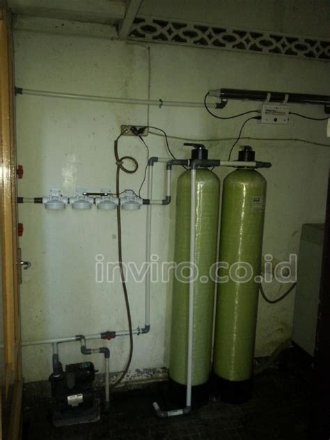 Mesin Kangen Water 2014 pemasangan alat filter air kangen water magelang 5 inviro