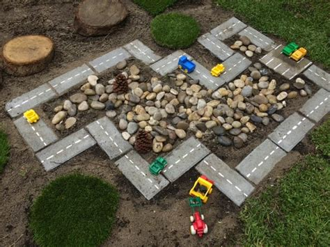 Backyard Cing by Five Diy Outdoor Tracks For Transport Play Be A