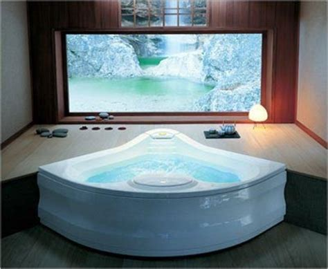 bathroom hot tub ideas luxury yacht charter france benetti diane bar jacuzzi whirlpool bath removable skirt