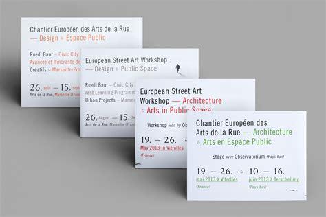 visual communication design notes art design and public space bureau display