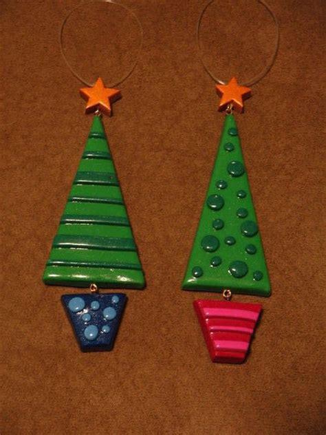 polymer clay ornaments  clay model molding  cut
