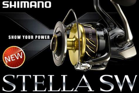 Pancing Shimano Stella harga dan spesifikasi reel shimano stella alat pancing
