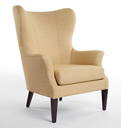 clinton modern wingback chair rejuvenation clinton modern wingback chair rejuvenation