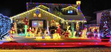 Outdoor Christmas Light Decoration - electricity cost consumption christmas lights and decorations