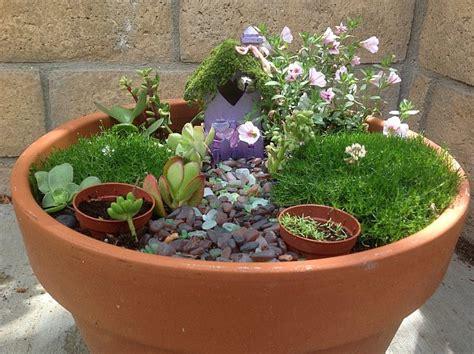 fairy garden diy projects craft ideas