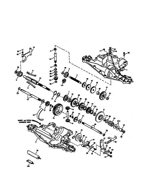 craftsman 42 inch deck diagram craftsman 48 inch mower deck belt diagram craftsman gt5000