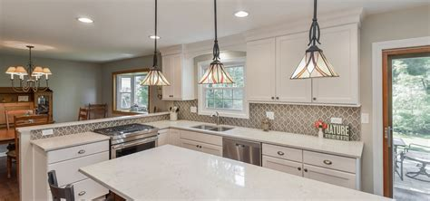 How To Choose Kitchen Lighting How To Choose The Right Kitchen Island Lights Home Remodeling Contractors Sebring Design Build