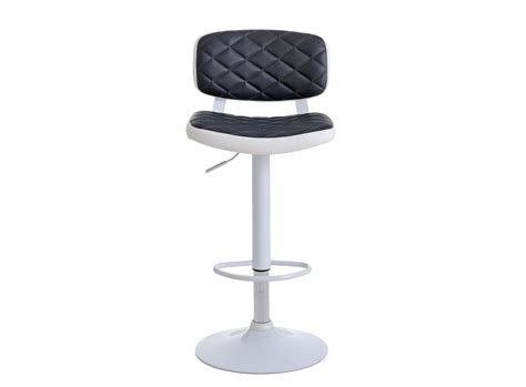 Tabouret Fly Bar by Tabouret Bar Polyurethane Gris Pieds Blanc Fly