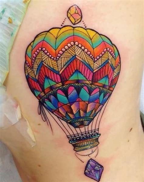 tattoo hot air balloon hot balloon tattoos askideas com