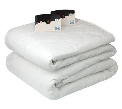 heated bed pad biddeford heated king size mattress pad page 1 qvc com
