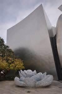 Lotus Sculpture Lotus Sculpture In A Mini Park Walt Disney Concert
