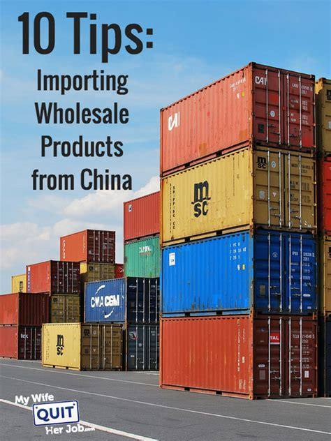 2in1 Brand Import China 10 tips on importing wholesale products from china using