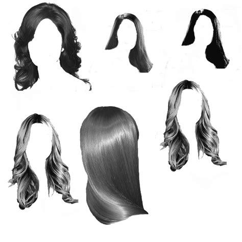 Hairstyle Photoshop Brushes by Hair Brushes By Photoshopweb On Deviantart