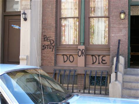 bed stuy do or die i m on island time bed stuy quot do or die quot