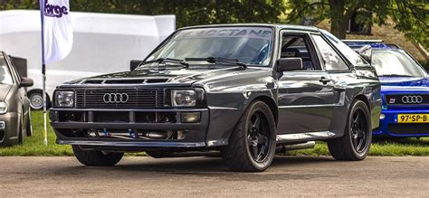 Audi Quattro Turbo by 1005hp Audi Sport Quattro Turbo And Stance