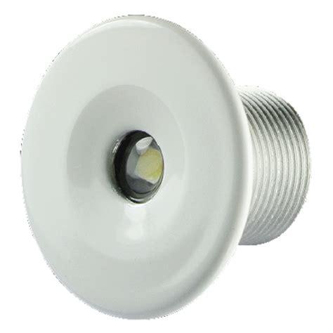 marine led courtesy lights lumitec echo flush mount ip67 courtesy light 12 volt