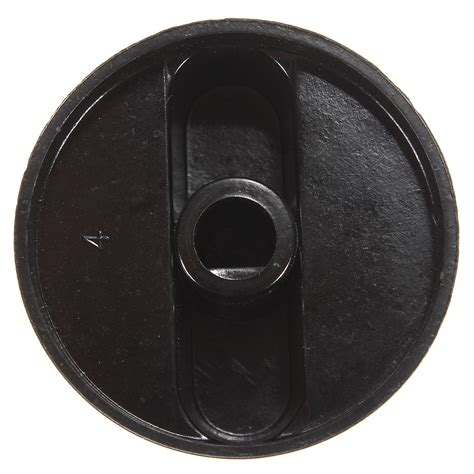 Gas Stove Knobs by Kitchen Curve Black Replaceable Gas Stove Cooker Rotary