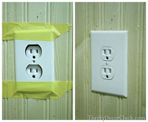 cool wall receptacle how to make an outlet flush with the wall great to know