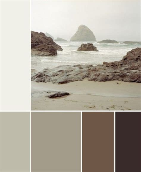 gray and brown paint scheme 25 best ideas about brown color palettes on pinterest
