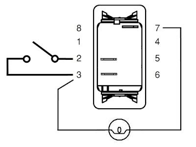 carling technologies rocker switch wiring diagram carling contura rocker switches explained the hull