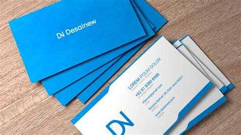 Business Card Mockup Tutorial business card mockup tutorial in blender