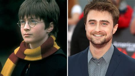 emma watson and daniel radcliffe 2017 harry potter stars then and now daniel radcliffe emma