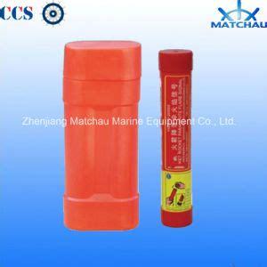boat flares shelf life china marine rocket parachute red flare signal for