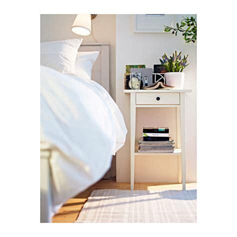 ikea bedroom side tables hemnes bedside table white 46x35 cm ikea