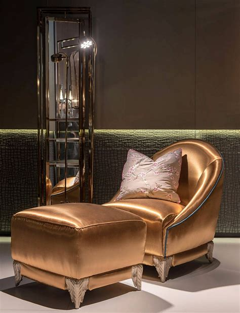 Furniture La luxury furniture clan collaboration with alessandro la spada