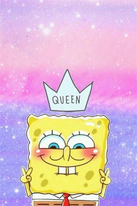 wallpaper iphone spongebob bob esponja queen wallpaper fondos tumblr pinterest