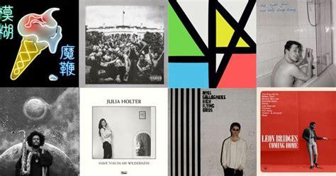 best albums 50 best albums 2015 770 no text lp cover lover
