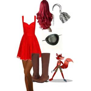 Foxy the pirate fox fnaf 1 polyvore