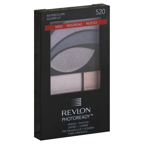 Revlon Photoready Eyeshadow 2 8g revlon photoready primer shadow watercolors 520 0 1 oz