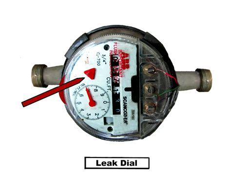 How Do You Find A Leak In An Air Mattress by Leak Testing For A Water Line Leak Using A Water Meter
