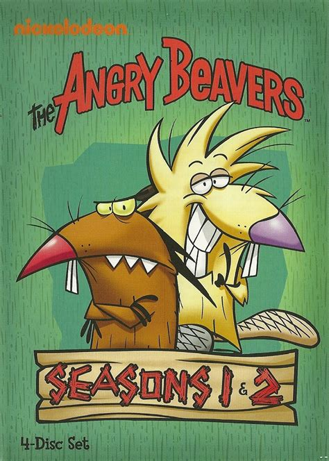 Reckoning At Harts Pass the angry beavers wiki merchandise the angry beavers