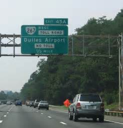 Toll Road Opinions On Virginia State Route 267