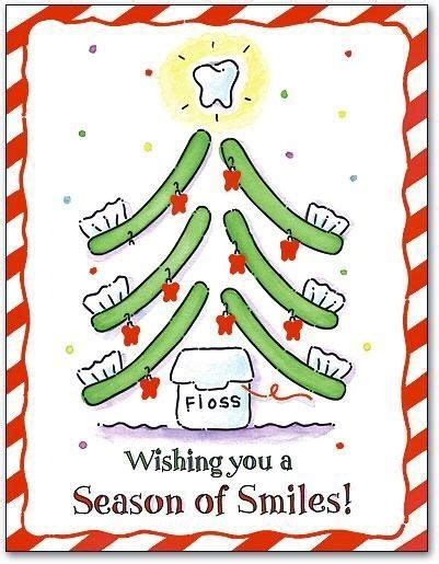 wishing   season  smiles merry christmas pinterest smile dental  tooth