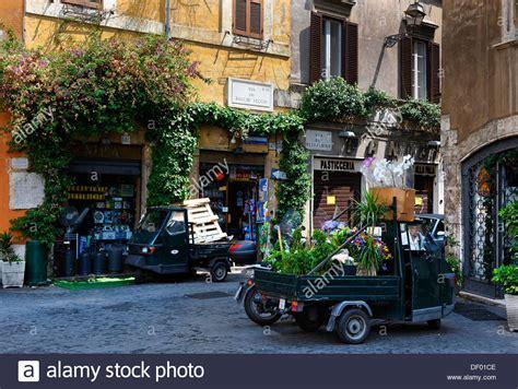 via dei banchi vecchi roma corner of via giulia and via dei banchi vecchi rome