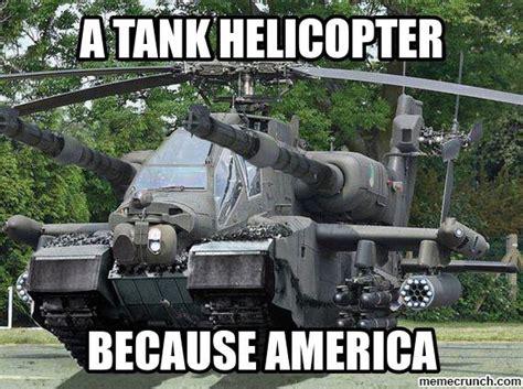 Tank Meme - tank helicopter