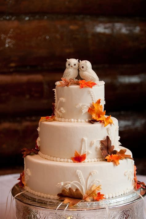 Fall Wedding Cakes by 5 Ideas For Amazing Autumn Wedding Cakes Chic Vintage Brides