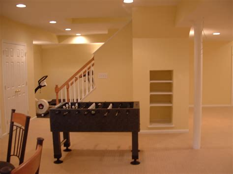 inspiring pictures of finished basements new basement ideas