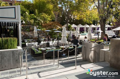the backyard westwood outdoor dining the best al fresco restaurants in los